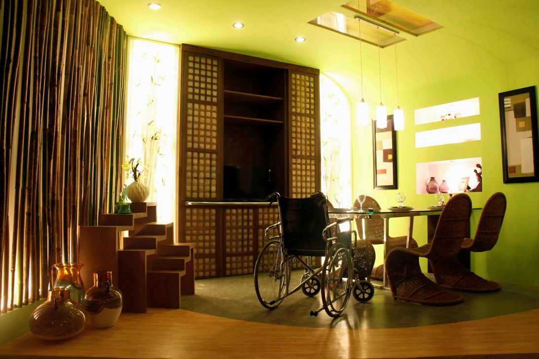 Style denizen interior designs for the physically challenged for Filipino inspired interior design