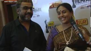 Film Fare Awards Curtain Raiser – Vijay Tv 17-08-2013 Making Of 60th Idea Film Fare Awards
