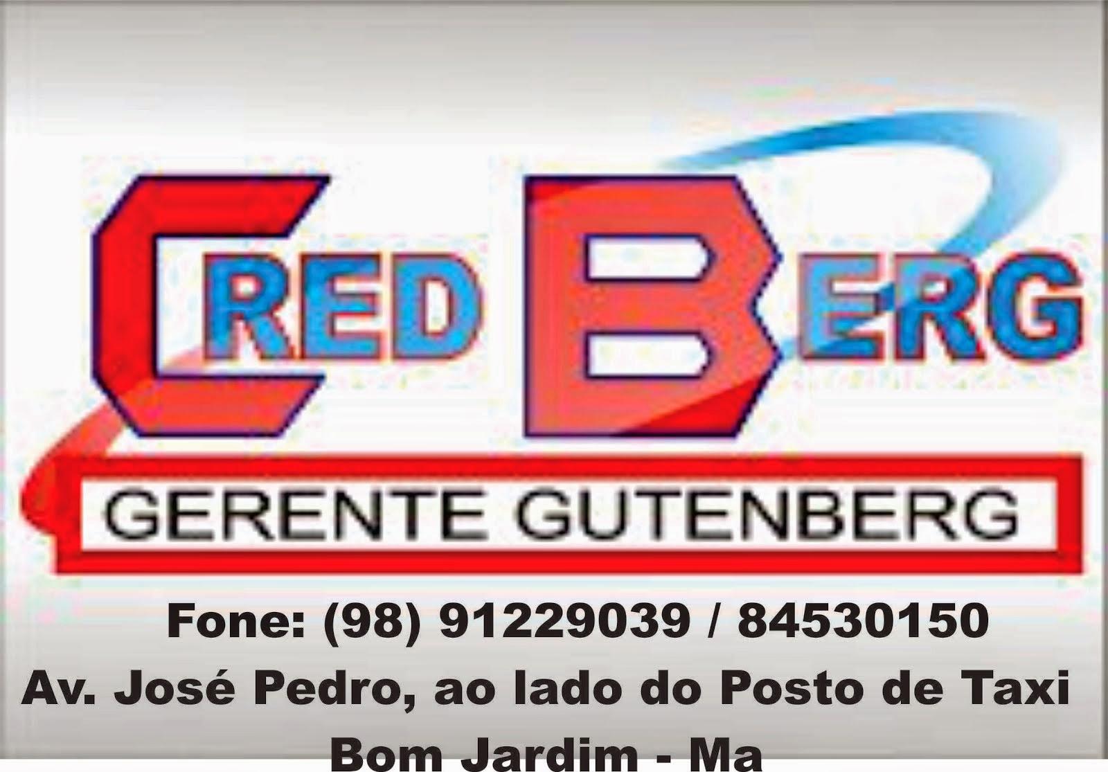 CRED BERG s Solução em empréstimos.