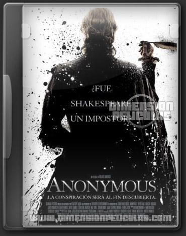 Anonymus (BRRip Español Latino) (2011)