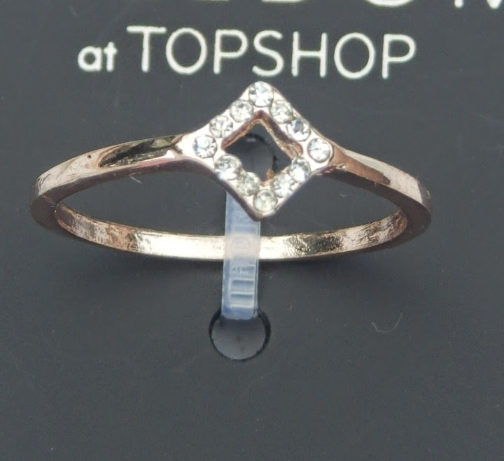 Ring from Topshop