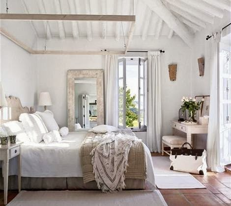 C mo conseguir un dormitorio shabby chic - Muebles shabby chic online ...