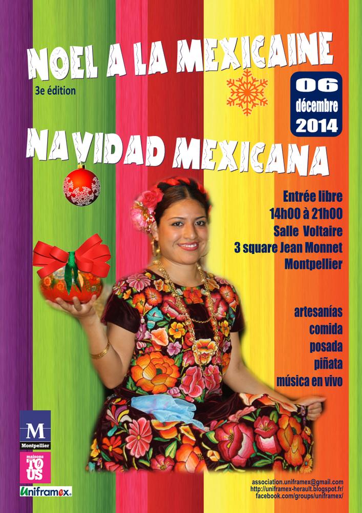 Navidad mexicana, noël à la mexicaine