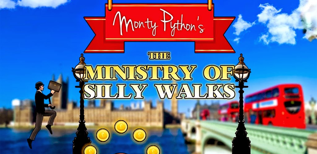 The Ministry of Silly Walks Apk