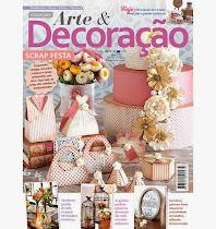 Confira a minha coluna na Revista Arte & Decoração!