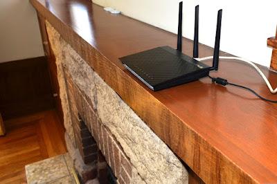 memperluas cakupan wifi dengan meletakan router pada posisi yang tepat