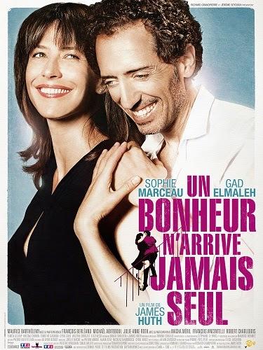 Un Bonheur N'arrive Jamais Seul 2012 ταινιες online seires xrysoi greek subs