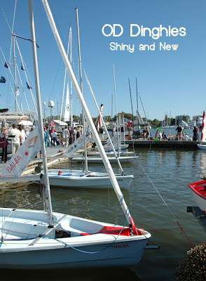 Annapolis Performance Sailing APS One Design Boats Sale Boat Show 2011