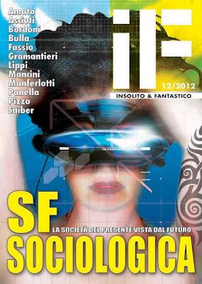 IF – Insolito e Fantastico #12, 2012, copertina