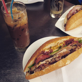 vietnam, banh mi, otcb on tour, lunch, roll