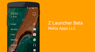 Z Launcher | Andromin