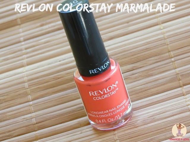 Esmalte Revlon Marmalade