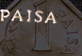 PAISA Short film poster