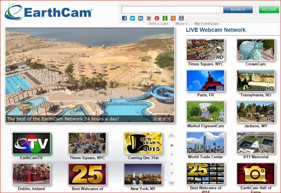 EarthCam  - Webcam