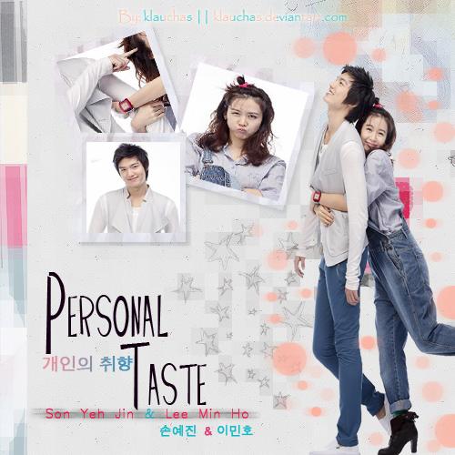 Sora 星: Personal Taste Yoon Eun Hye Coffee Prince