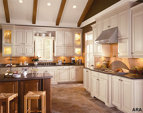 Beautiful kitchen designs prime home design beautiful for Kitchen decorating ideas photos