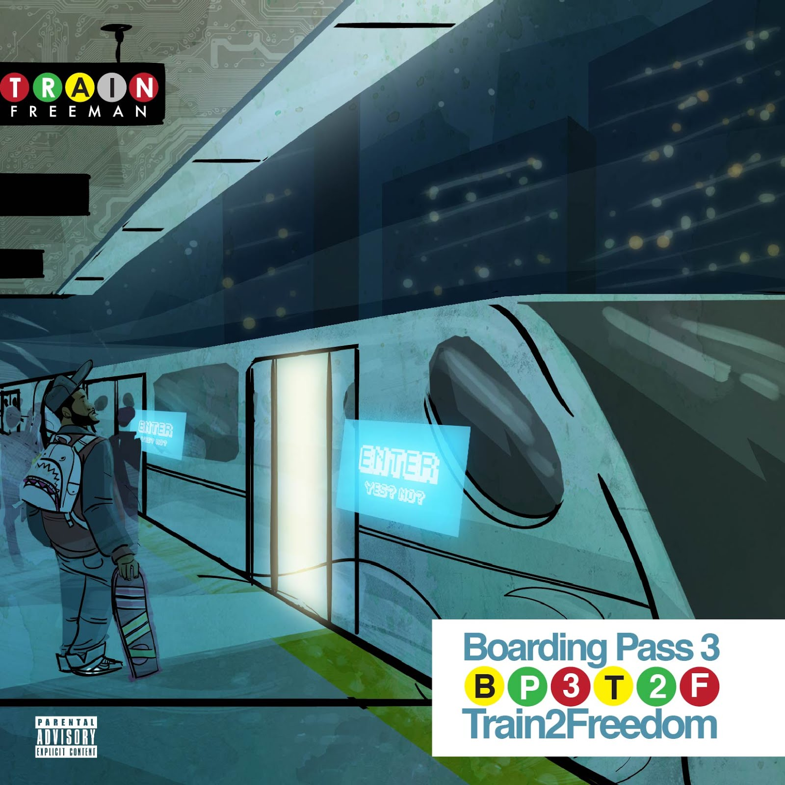 Boarding Pass 3: Train2Freedom (Download)