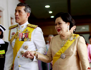 Peter Ladd Jensen http://rudebutgood.blogspot.com/2011/12/queen-sirikit-of-thailand.html