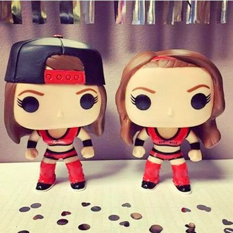 Funko Pop! Bella Twins