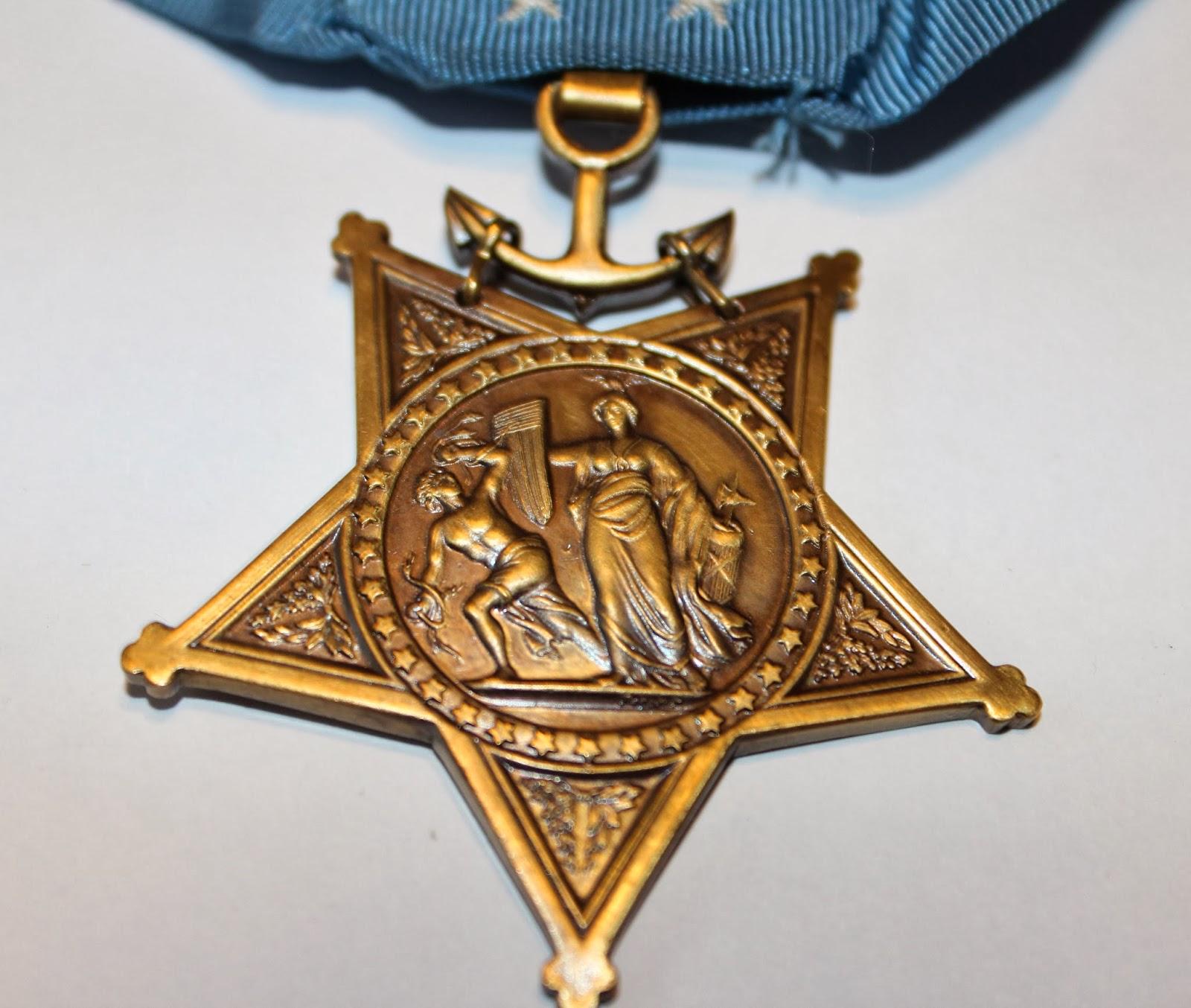 Archie van Winkle Named Medal of Honor