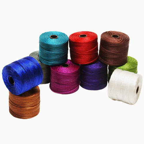 S-Lon Micro Macrame Cord from Macrame Super Store