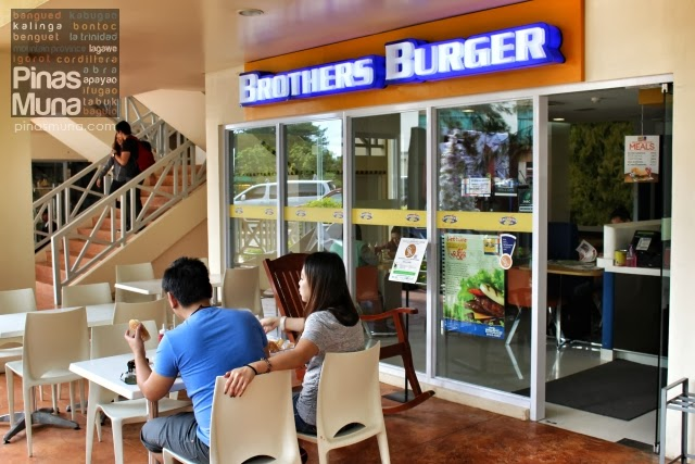 Brothers Burger, Baguio-Ayala Land Technohub