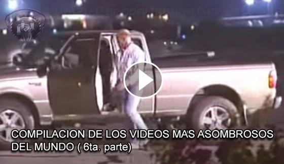 VIDEOS INSÓLITOS - Los videos mas impactantes e insólitos, recopilado en este video (6ta. parte)