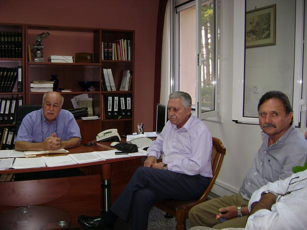 Θετική η επίσκεψη Κουβέλη στο Νοσοκομείο της Κυπαρισσίας