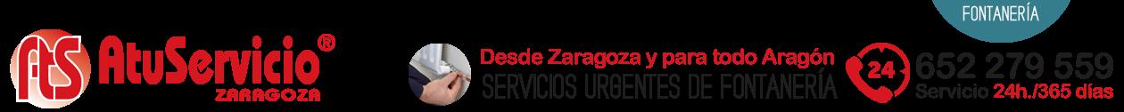 AtuServicio - 652 279 559 - Fontanero en Zaragoza