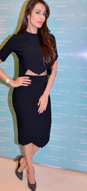 Malaika Arora Khan in Alexander McQueen dress