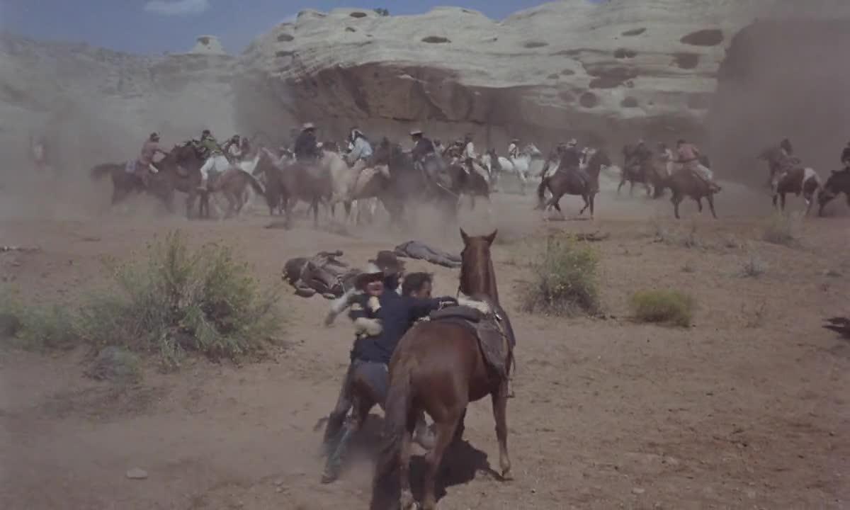Duelo en el cañon de diablo (1966) Western (HD)