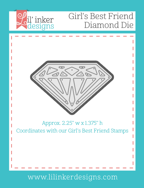 http://www.lilinkerdesigns.com/girls-best-friend-diamond-die/#_a_clarson