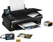 Epson SX510w, SX515w Resetter Download