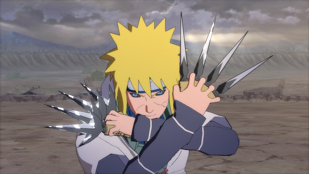 Naruto fans : CUARTO HOKAGE