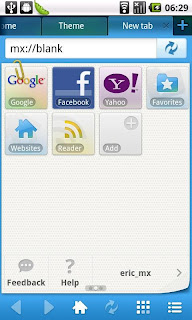 Maxthon Mobile Browser apk Android