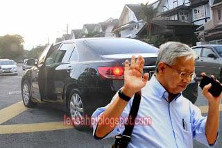 Cambry Hasan Ali kereta Ecxo