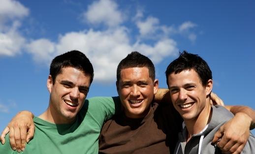 أنواع الأصدقاء - صديق - صاحب - اصحاب - friends men