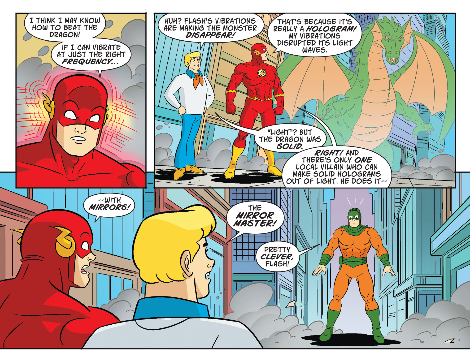 Read online Scooby-Doo! Team-Up comic -  Issue #29 - 6
