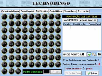 Download Technobingo 4.0 Gerador de Cartelas de Bingo
