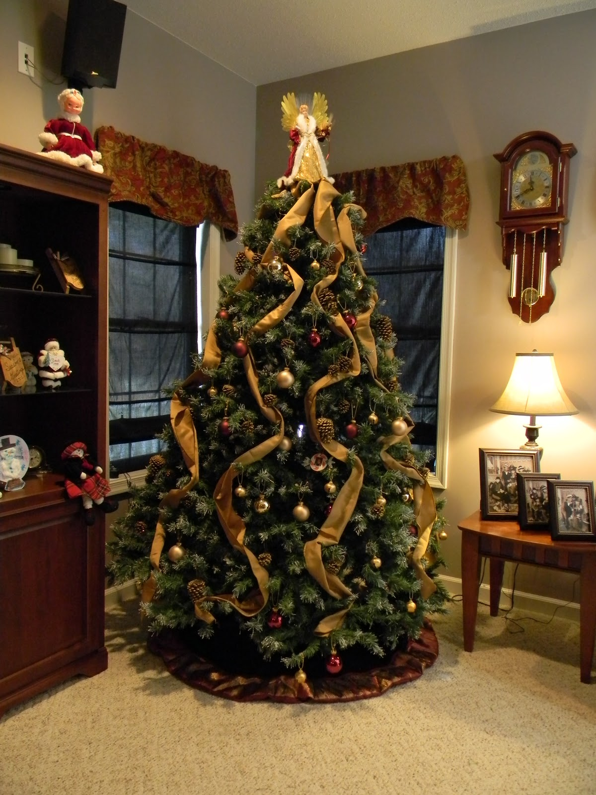 Christmas Tree Decorating Ideas Ejldktnt
