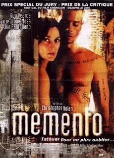 Memento (2000) – ภาพหลอนซ่อนรอยมรณะ [พากย์ไทย/บรรยายไทย]