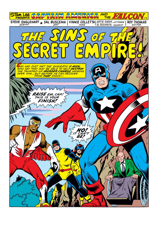 Captain America (1968) Issue #173 #87 - English 2