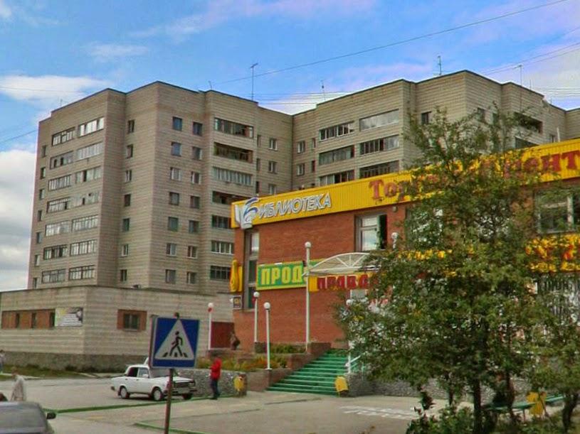 Библиотечная провинция г. Бердск