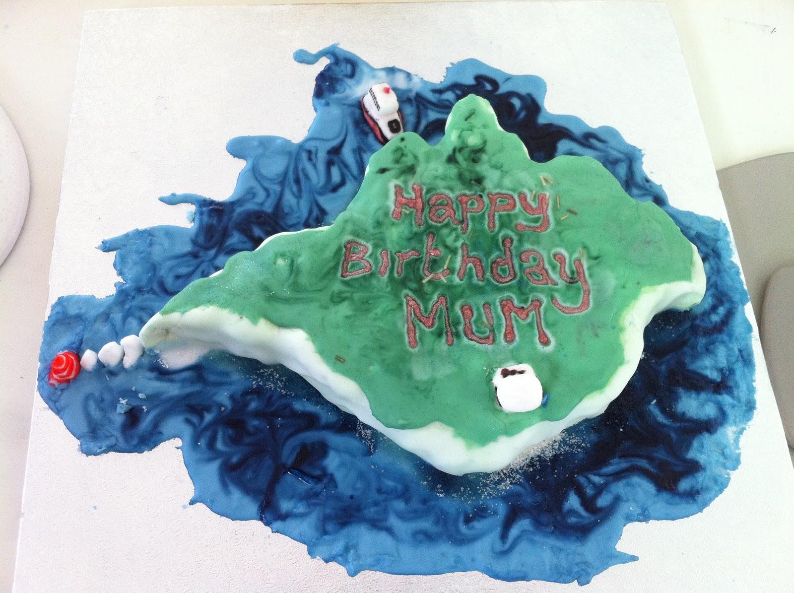 Iow Birthday Cakes