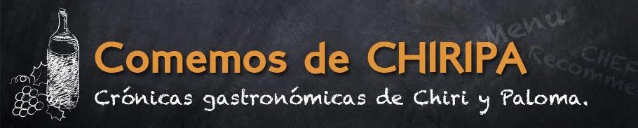 COMEMOS DE CHIRIPA
