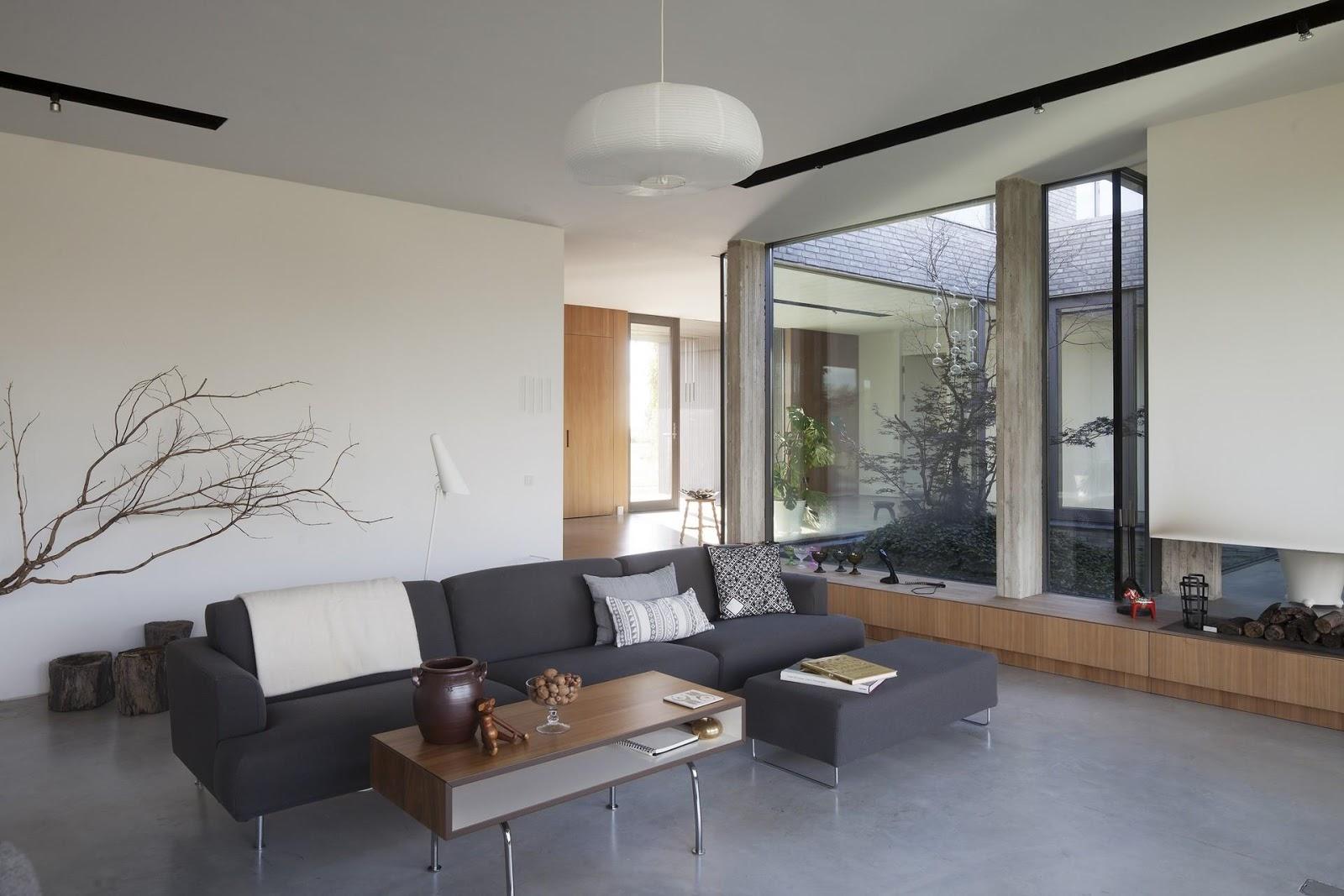 Cucine Con Angolo Cottura: Come arredare un soggiorno con angolo ...