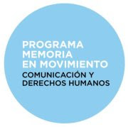 PROGRAMA MEMORIA EN MOVIMIENTO.