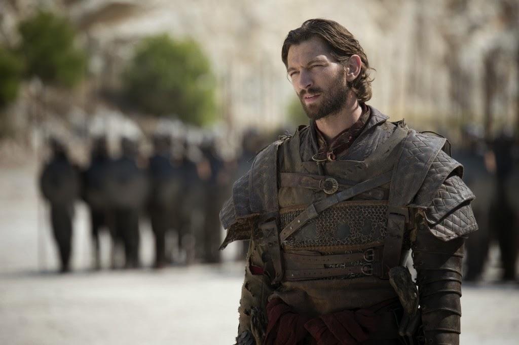 Michiel Huisman como Daario Naharis - Juego de Tronos en los siete reinos