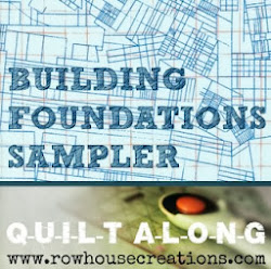 Building Foundations Quilt Along