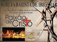 Vem ai a Paixão de Cristo